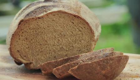 Really good rye bread