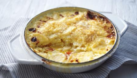 BBC Food - Recipes - Root vegetable gratin