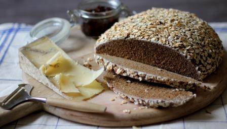 George's Light Rye Bread Recipe | …