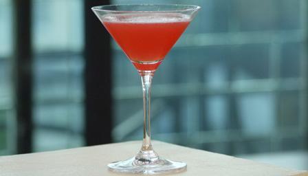 Skinny pink margarita