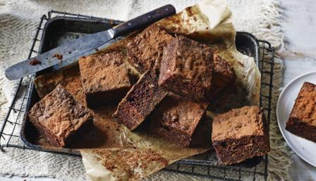 Sugar-free chocolate brownies
