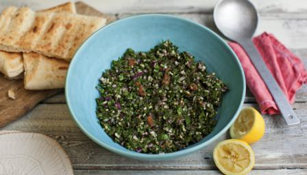 BBC Food - Recipes - Tabbouleh