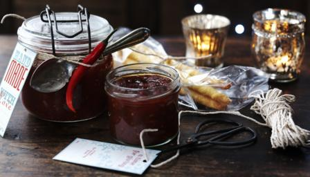 Tomato and chilli jam