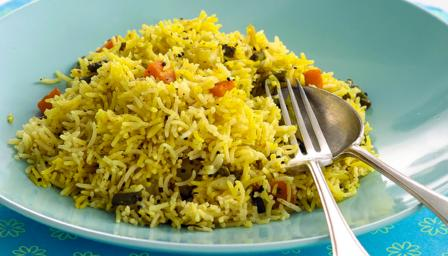 ... vegetable rice my mom suggested rice pilaf mixed vegetable and rice