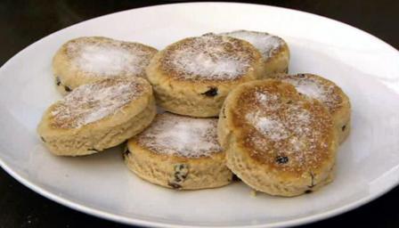 Welsh Cake Recipe Bbc