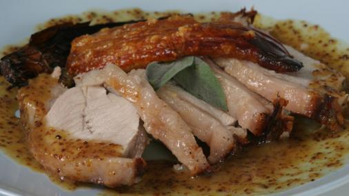 Roast pork fillet recipe uk