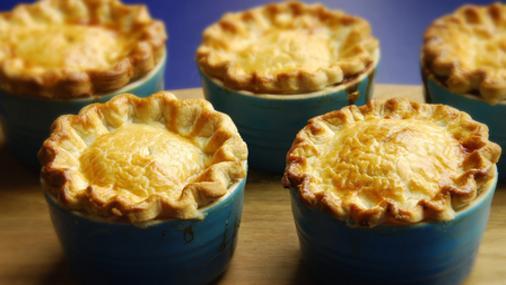 Easy chicken pie recipe bbc