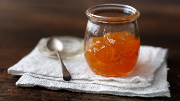 Apricot jam recipes
