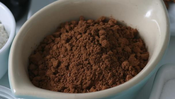 BBC - Food - Cocoa powder recipes