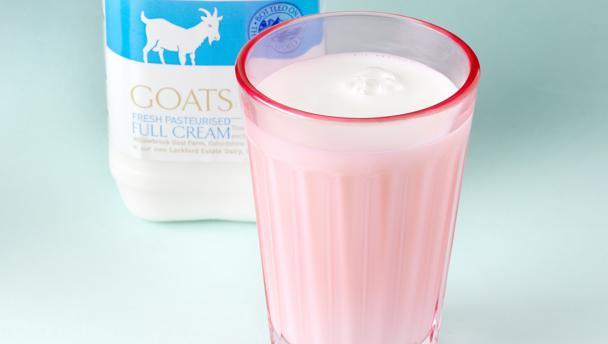 Goats' milk