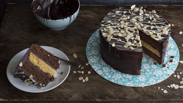 Bbc Candice Chocolate Cake