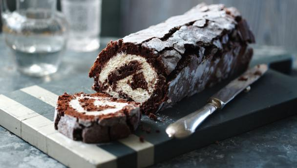 Swiss Roll Cake Recipe Mary Berry