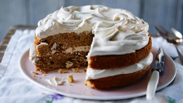 Coffee Walnut Cake Recipe Nigel Slater
