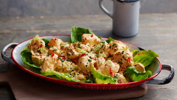 coronation chicken saturday kitchen recipes