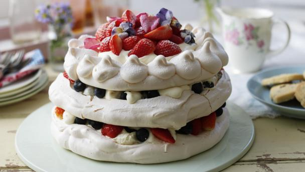 BBC - Food - Pavlova recipes