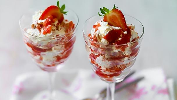 Eton mess recipes