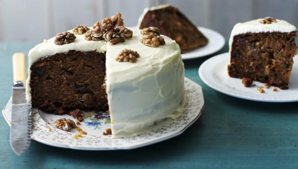Carrot Cake Recipe Uk Healthy: Carrot Cake Recipes