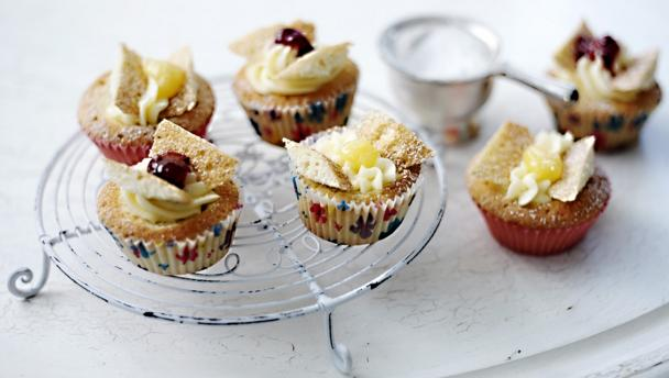 Fairy cake recipes uk