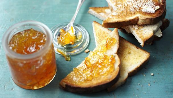 how to make marmalade jam recipe
