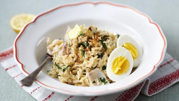 BBC - Food - Kedgeree recipes