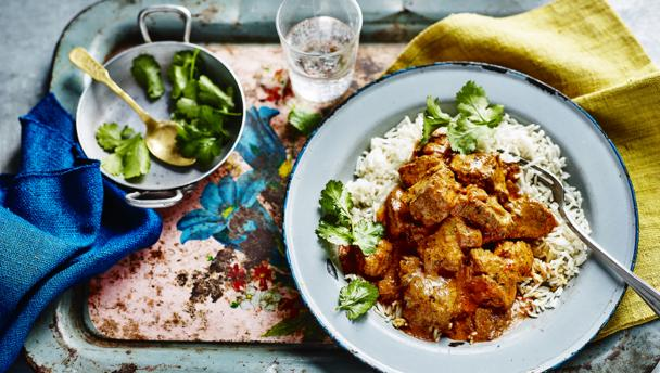 BBC Food - Recipes - Lamb rogan josh