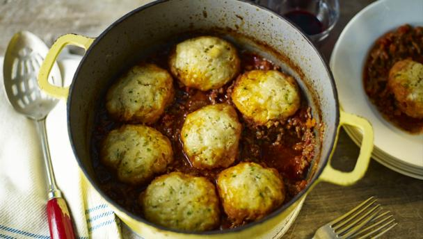 Beef Mince Recipes And Dumplings