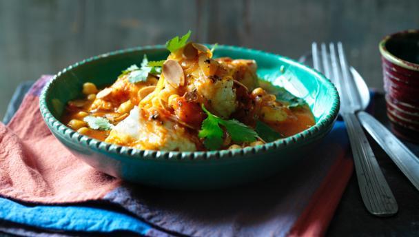 Bbc food recipes moroccan fish stew for Moroccan fish recipe