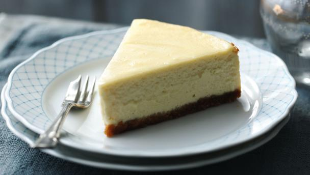 BBC Food - Recipes - New York cheesecake
