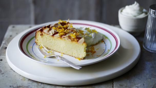 Cake Recipes Using Oranges Uk: Orange And Almond Cake