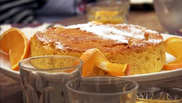 Cake Recipes Using Oranges Uk: Orange Cake
