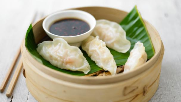 Prawn dim sum