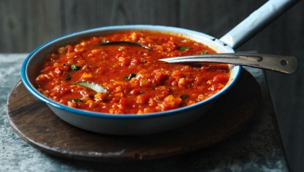 Tomato ragù