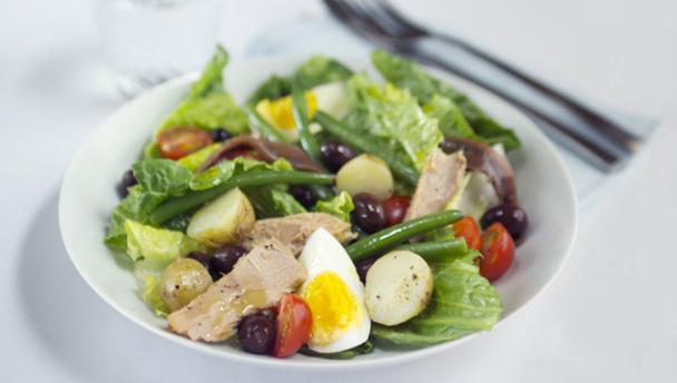 Niçoise salad recipes