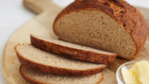 Scandinavian rye bread