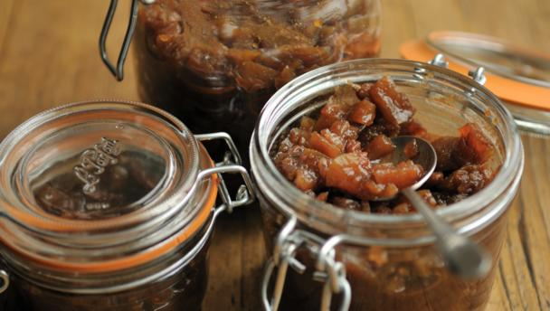 Apple chutney recipes
