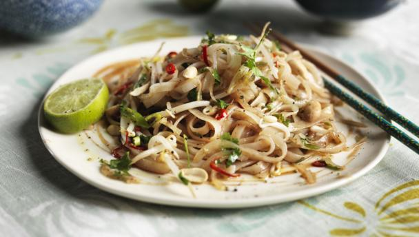 BBC Food - Recipes - Vegetable pad Thai