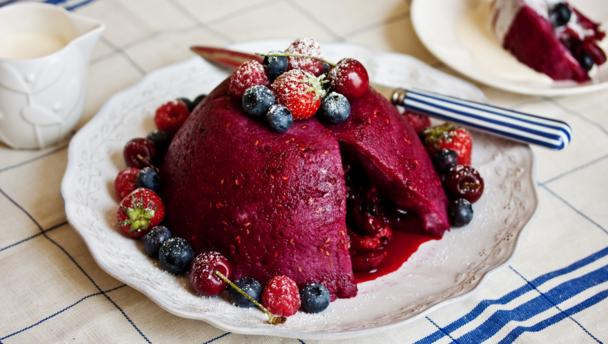 Summer pudding recipes