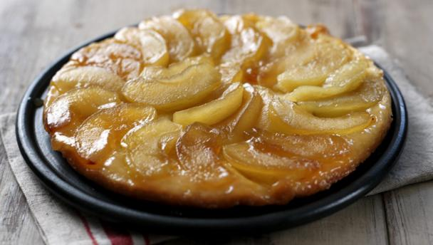 Tarte tatin recipes