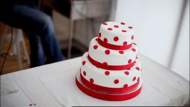 Three Tier Red Velvet Cake Saturday Kitchen Recipes