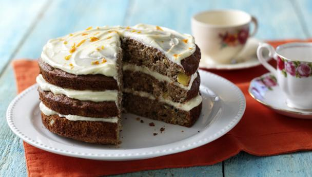 Carrot Cake Recipe Uk Bbc: Hummingbird Cake Recipe