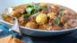 Lamb and fenugreek dumpling stew