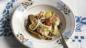 Mackerel and bacon salad