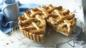 Mary Berry's treacle tart with woven lattice top