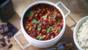 Bruno Loubet's bean and vegetable chilli
