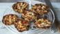 Cherry and ginger florentines
