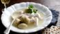 Chicken soup and dumplings