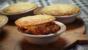 Chilli beef cornbread pies