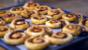 Chorizo and lemongrass pastry puff scrolls