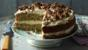 Courgette and caraway cake