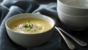 Cream roasted swede soup